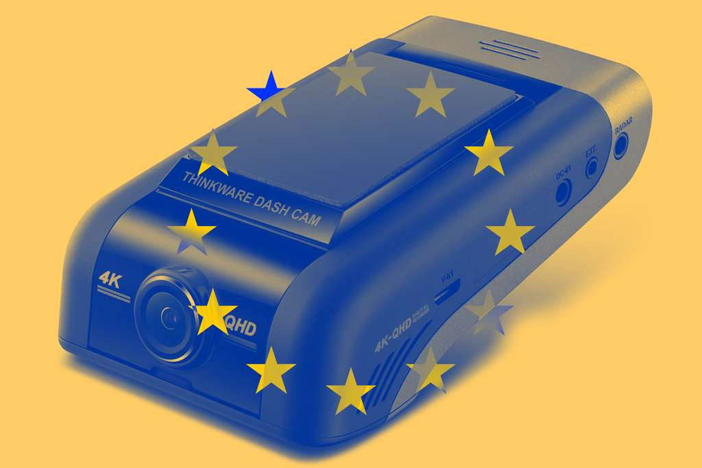 Dash Cam use across Europe